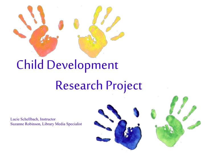 child development project