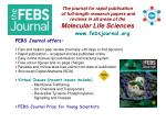 The journal for rapid publication  of full-length research papers and reviews in all areas of the