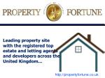 Property For Sale In UK