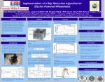 Implementation of a Slip Reduction Algorithm for Electric Powered Wheelchairs