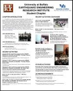 University at Buffalo EARTHQUAKE ENGINEERING RESEARCH INSTITUTE Student Chapter