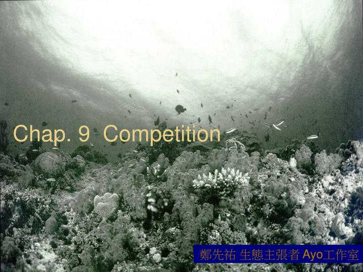 chap 9 competition n.