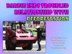 Barbie ends troubled relationship with DEFORESTATION