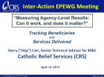 Inter-Action EPEWG Meeting