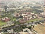 Aerial View of Aga Khan University Hospital