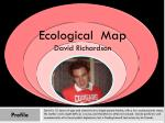 Ecological Map David Richardson