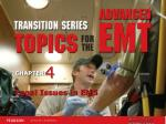 Legal Issues in EMS