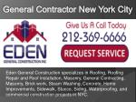 NYC General Contractor