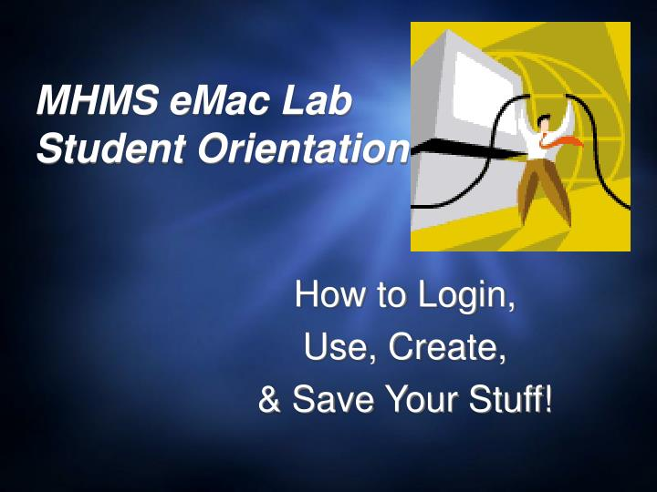 mhms emac lab student orientation n.