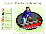 Business Plan for Canteen Day