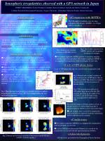 Ionospheric irregularities observed with a GPS network in Japan