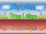 Sky Letters