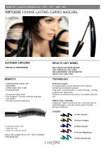 VIRTUOSE I  DIVINE LASTING CURVES MASCARA