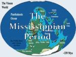 The Mississippian Period