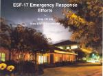 Florida State Emergency Operations Center