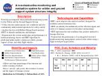 Benefits and Impacts Obsolescence ReductionRisk Reduction Safety ImprovementCost Reduction