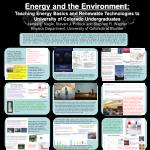 Energy and the Environment: