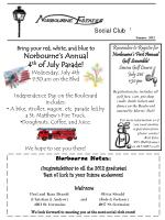 Bring your red, white, and blue to Norbourne's Annual  4 th  of July Parade! Wednesday, July 4th