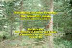 Fertilizing Interior Forests: the scientific basis (and some informed speculation)