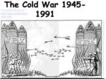 The End of Bi -Polar System : The Post- Cold War Period