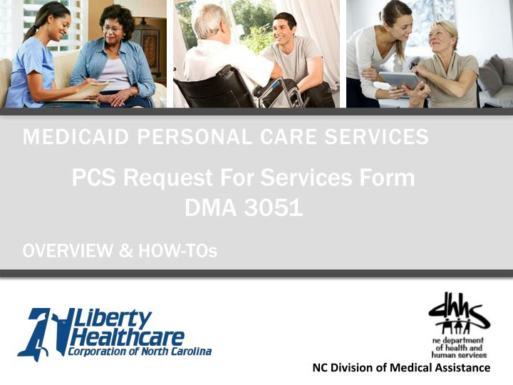 medicaid personal care services n.
