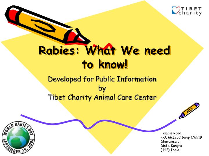 rabies what we need to know n.