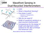 Wavefront Sensing in Dual-Recycled Interferometers