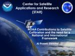 Center for Satellite Applications and Research (STAR)