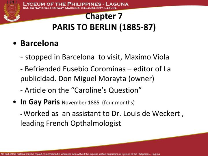 chapter 7 paris to berlin 1885 87 n.