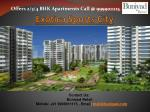 Exotica Sports City - New Launch by Exotica Group