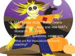 NIATx Coach Call October 31, 2012 Sustaining Change
