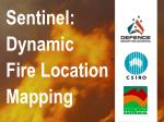 Sentinel: Dynamic Fire Location Mapping