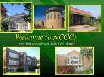 NCCC Virtual Tour Fall 2014