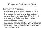 Emanuel Children's Clinic