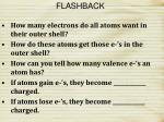 How many electrons do all atoms want in their outer shell?