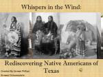 Whispers in the Wind: