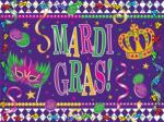 "Mardi Gras means ""Fat Tuesday"" in French."