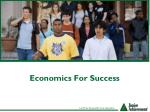 Economics For Success