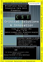 Critical Solutions & Innovation