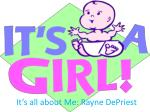 It's all about Me: Rayne DePriest