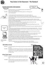 Pop Culture in the Classroom – The Handout!