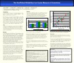 The Test-Retest Reliability of an Ocular Measure of Drowsiness