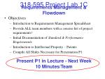 Requirements Management & Flowdown