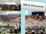 HR & Placement