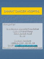 BHARAT CANCER HOSPITAL