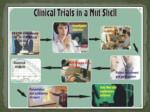 DATA FLOW FOR A CLINICAL TRIAL