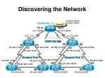Discovering the Network