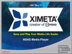 NDAS Media Player