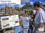 Chester Zoo: a Visitor Attraction
