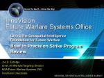 InnoVision Future Warfare Systems Office